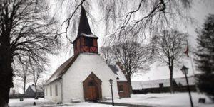 hasle-kirke-vinter